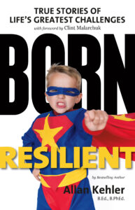 Allan's New Book: Born Resilient